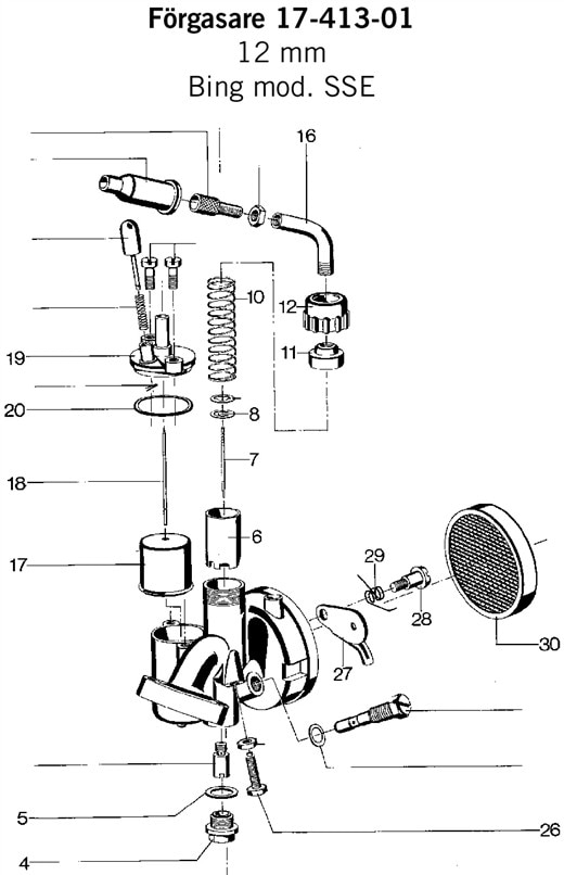 briggs and stratton 4 5 hp engine diagram briggs stratton